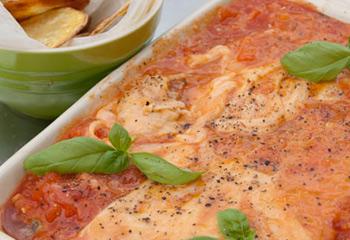 Polpetti (Fleischbällchen) mit Ofenerdäpfel
