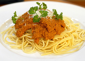 Espaguetis Jorge