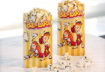 Popcorn - süß & salzig