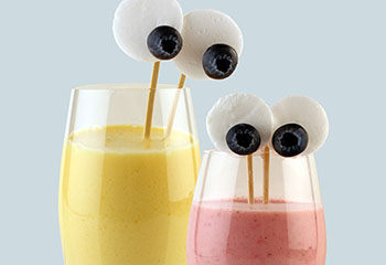 Fruchtige Smoothies
