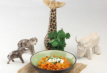 Safari-Schmaus