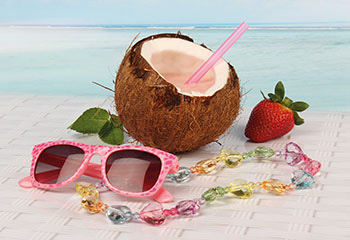 Veganer (laktosefreier) Kokos-Shake