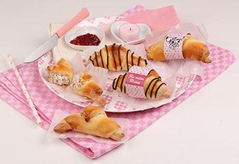 Muttertags-Croissants