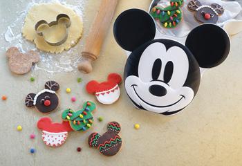 Verzierung für bunte Advent-Kekse