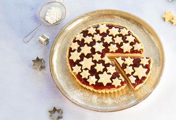 Sternentaler-Kuchen