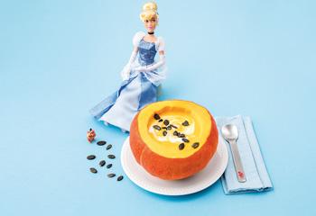 Cinderella-Kürbissuppe