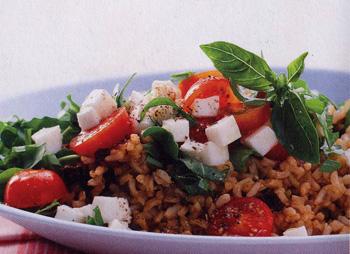 Italienische Reispfanne