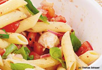 Penne-Salat