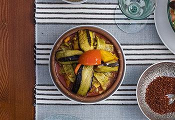 Gemüseeintopf mit Lammfleisch Foto: © Alex Halada