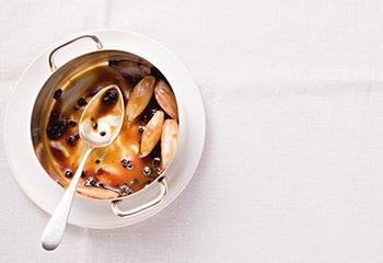 Schnelle Bratensaucen Foto: © Martina Görlach