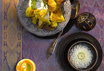 Bengalisches Fischcurry Foto: © Carsten Eichner