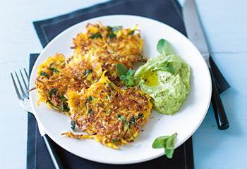 Zucchini-Frittata Foto: © Wolfgang Schardt