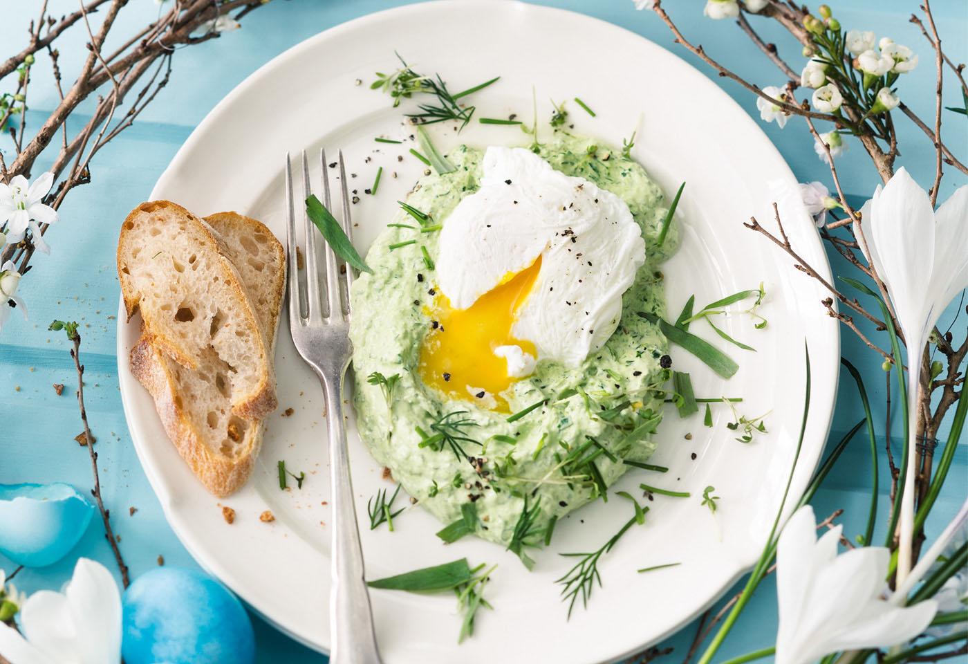 porchierte eier