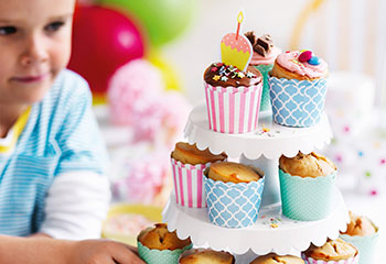 Cupcakes zum selbst Dekorieren Foto: © Ben Dearnley