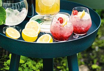 Kirsch-Cocktail Foto: © Wolfgang Schardt