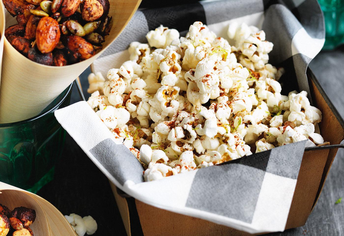 Popcorn Frisch Halten