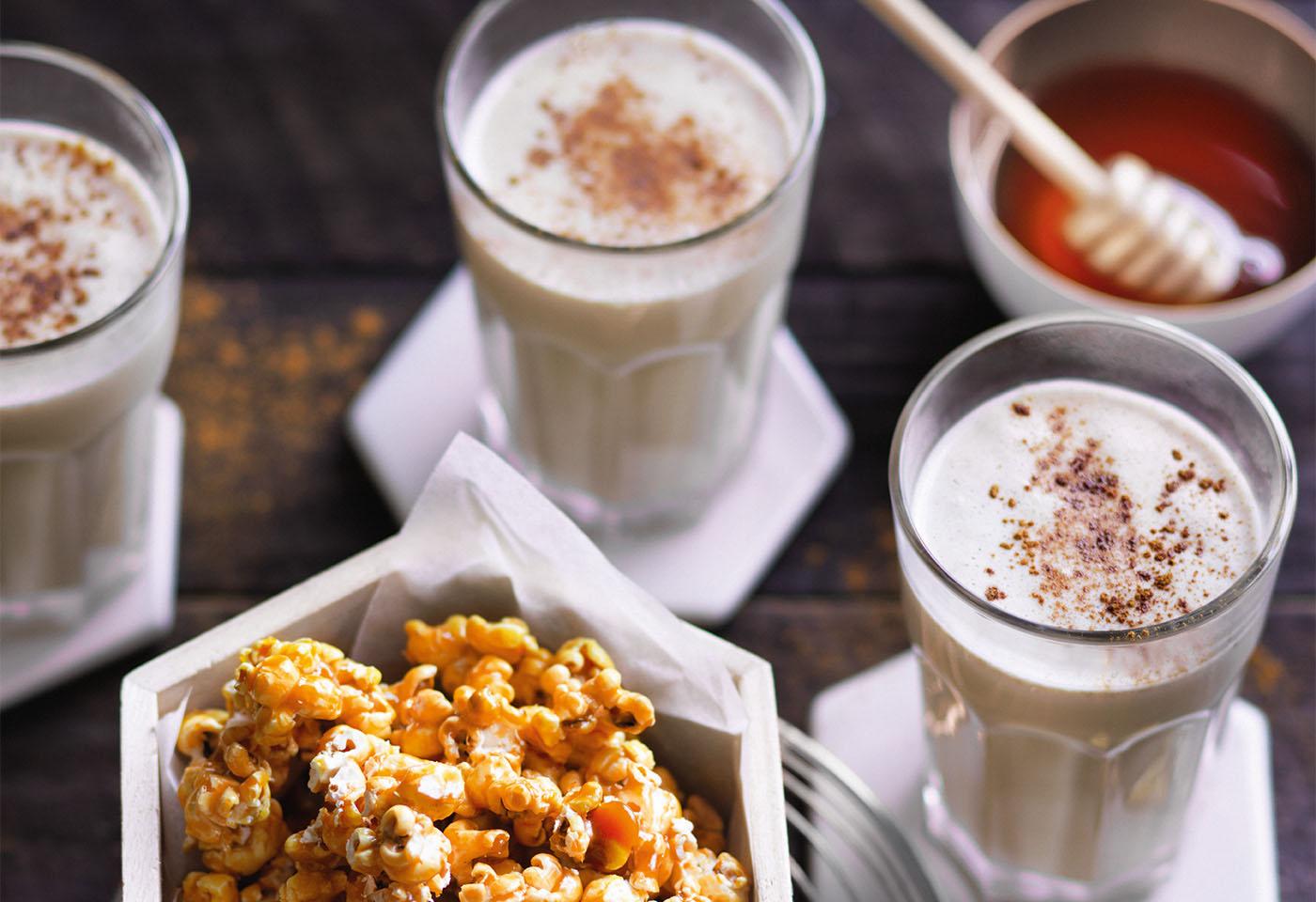 Honigmilch mit Chili Foto: © Ben Dearnley