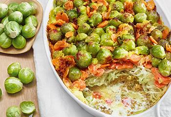 Gemüseauflauf mit Quinoa und Käse Foto: © Walter Cimbal