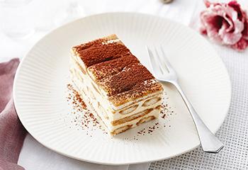 Pudding-Eierlikör-Schnitten