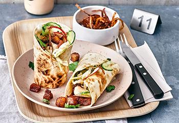Kraut-Grammel-Tacos Foto: © Julia Hoersch