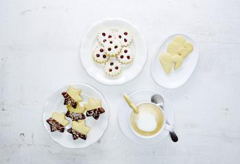 3-2-1-Kekse: 1 Teig - 3 Varianten
