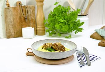 Zucchini Fleischlaberl