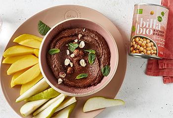 Schokoladen-Hummus Foto: © Kevin Ilse