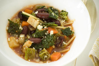 Strong Minestrone
