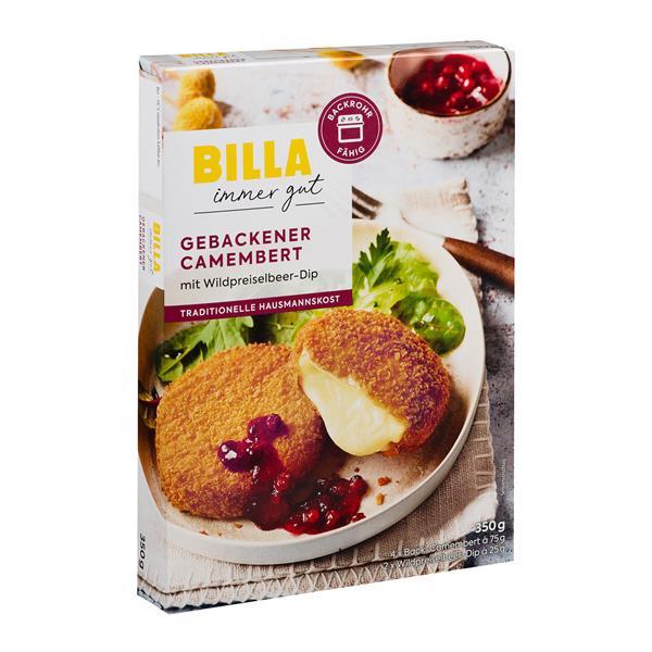 Billa Back Camembert Mit Dip Online Bestellen Billa
