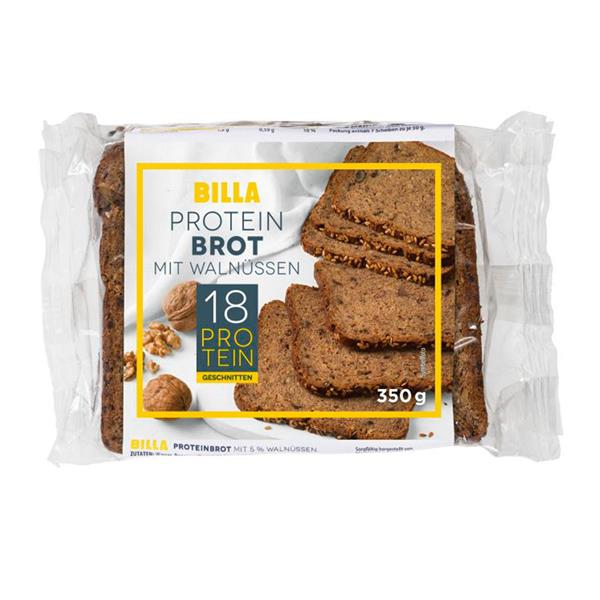 Geliebte BILLA Eiweißbrot mit Walnüssen online bestellen | BILLA &CE_72