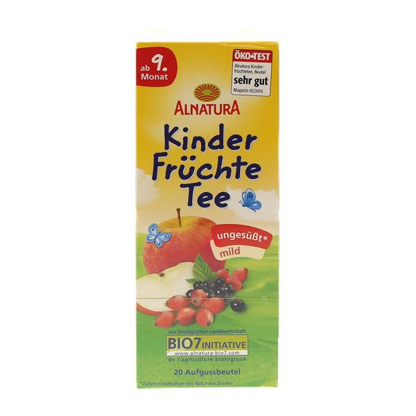 Alnatura Kinder Früchte Tee Online Bestellen Billa Online Shop