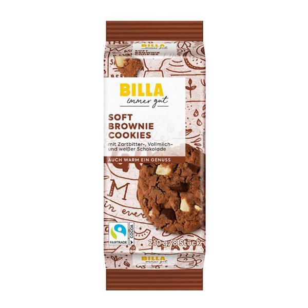 Billa Soft Brownie Cookie Online Bestellen Billa