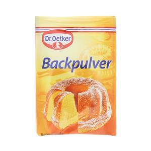 Dr Oetker Backpulver