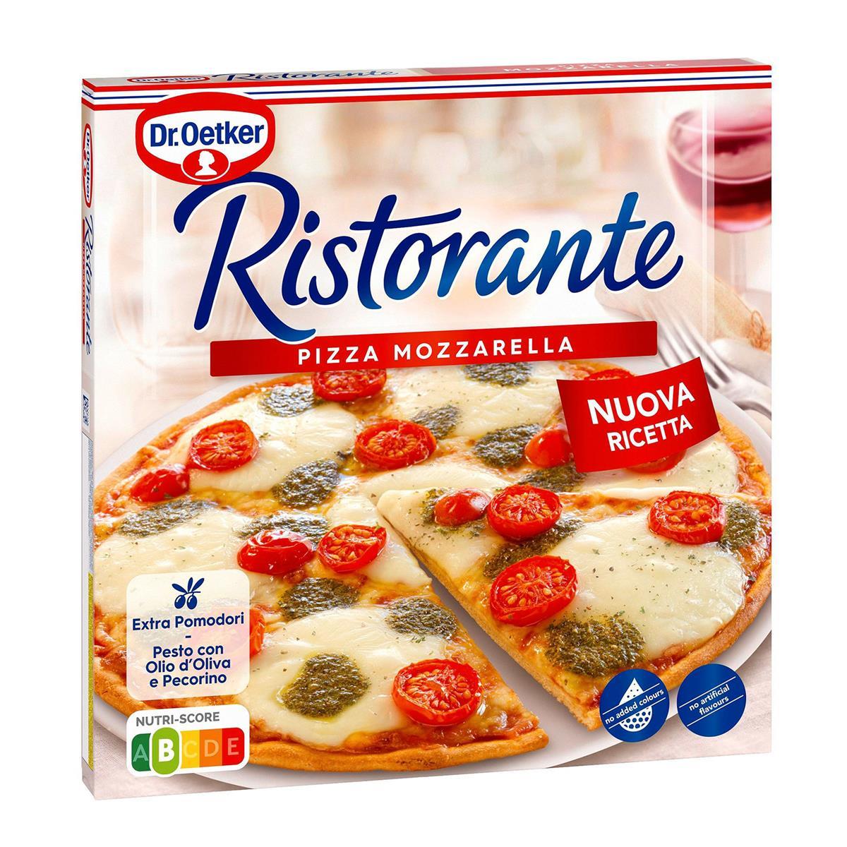 Mozzarella Ristorante von Dr. Oetker