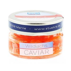 Wildlachskaviar