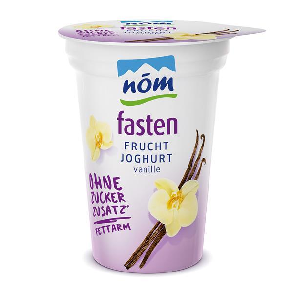 Nöm Fasten Fruchtjoghurt Vanille online bestellen | BILLA