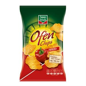 Ofenchips Paprika
