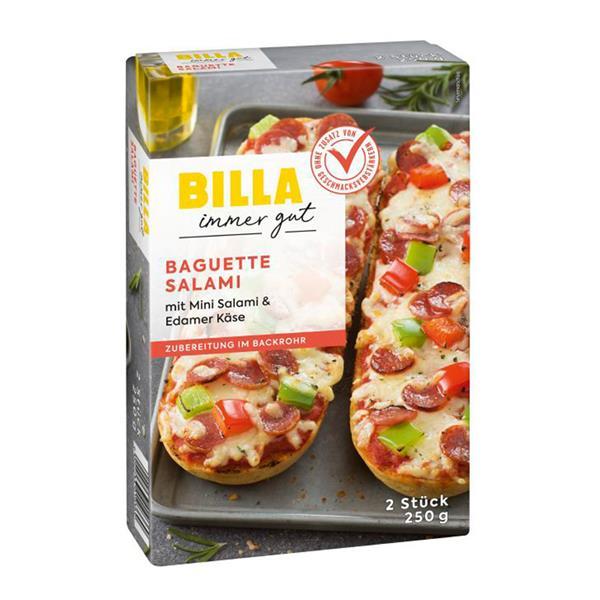 Billa Salami Baguette Online Bestellen Billa