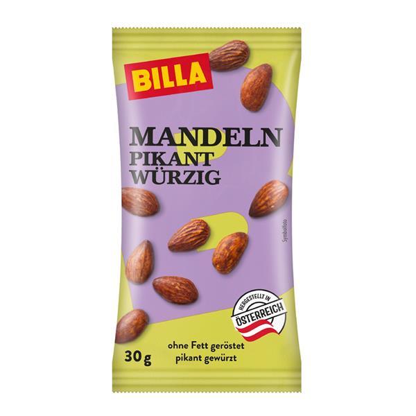 Billa Pikante Mandeln Online Bestellen Billa