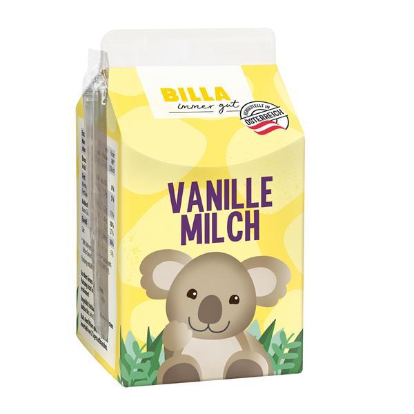 Billa Vanillemilch Online Bestellen Billa