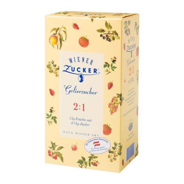 Wiener Zucker Gelierzucker 21 Online Bestellen Billa