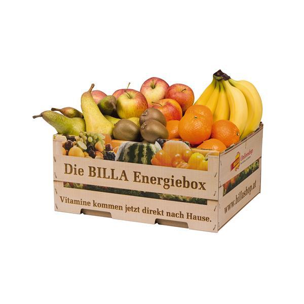 Billa Energiebox Obst Für 1 2 Personen Online Bestellen Billa