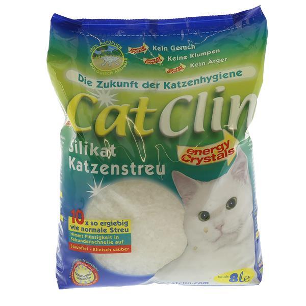 Catclin Silikat Katzenstreu Online Bestellen Billa