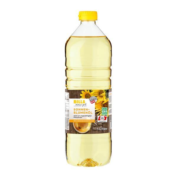 Rapsöl Statt Sonnenblumenöl