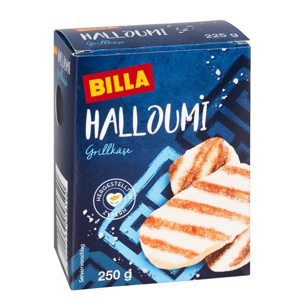 Billa Halloumi Natur Online Bestellen Billa